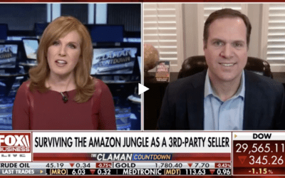 Fox Business: Third-party sellers are the 'life's blood' of what makes Amazon work: 'The Amazon Jungle' author